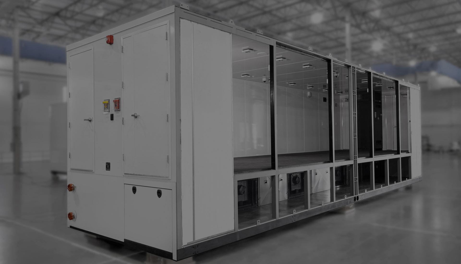 Soluções para infra de T.I. e Data Center